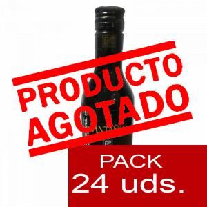 4 Vino - Vino RIOJA Antaño 18.7 cl CAJA COMPLETA 24 UDS