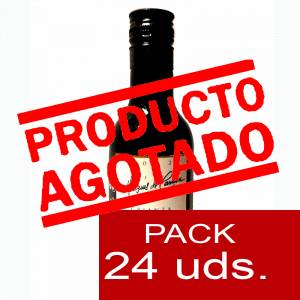 4 Vino - Vino RIOJA CRIANZA Marqués de Carrión 18.7 cl CAJA COMPLETA 24 UDS