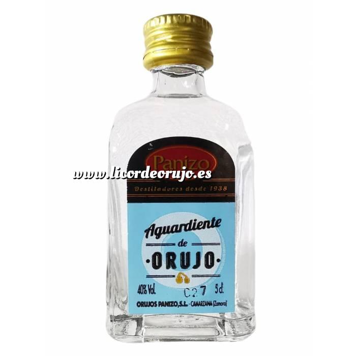 Imagen 2 Licor, Orujo y Cremas Mini Aguardiente de Orujo Panizo 5cl