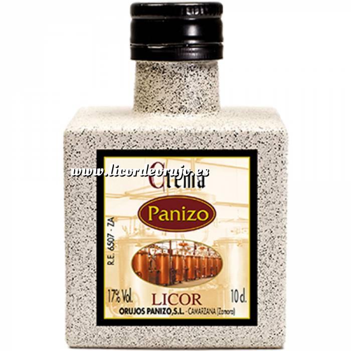 Imagen 2 Licor, Orujo y Cremas Mini Crema de Orujo Panizo 10cl
