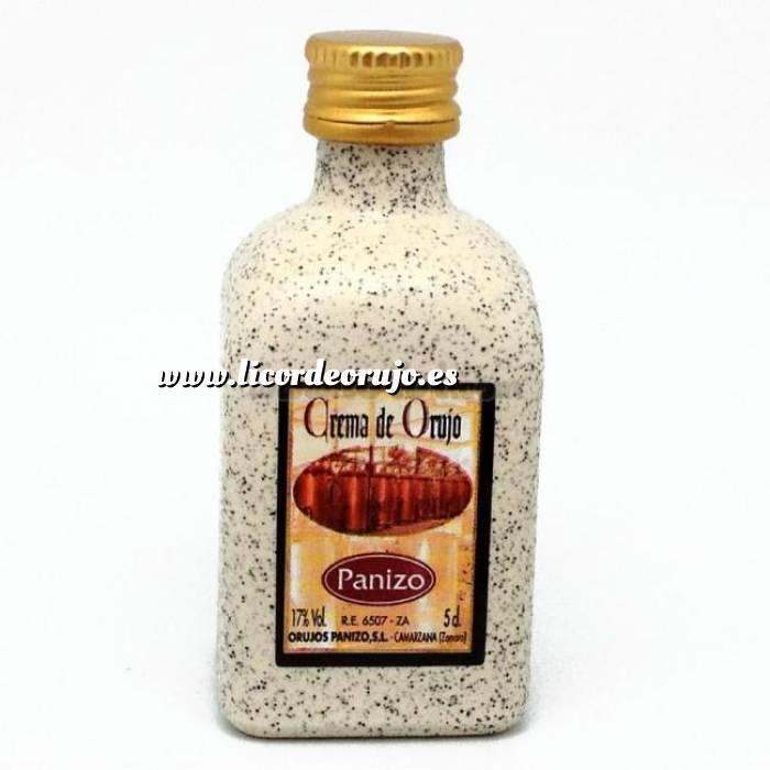 Imagen 2 Licor, Orujo y Cremas Mini Crema de Orujo Panizo 5cl