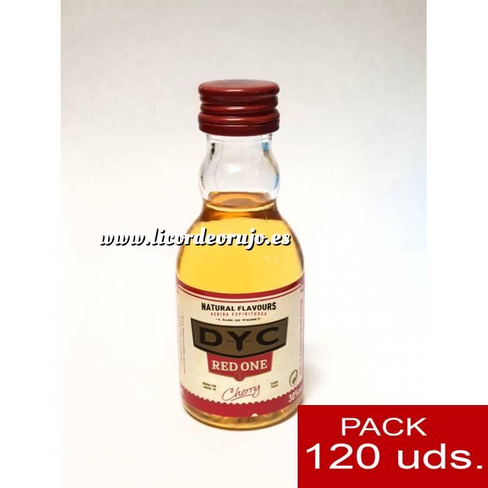 Imagen 6 Whisky Whisky DYC CHERRY CAJA DE 120 UDS - Ultimas unidades (Últimas Unidades)