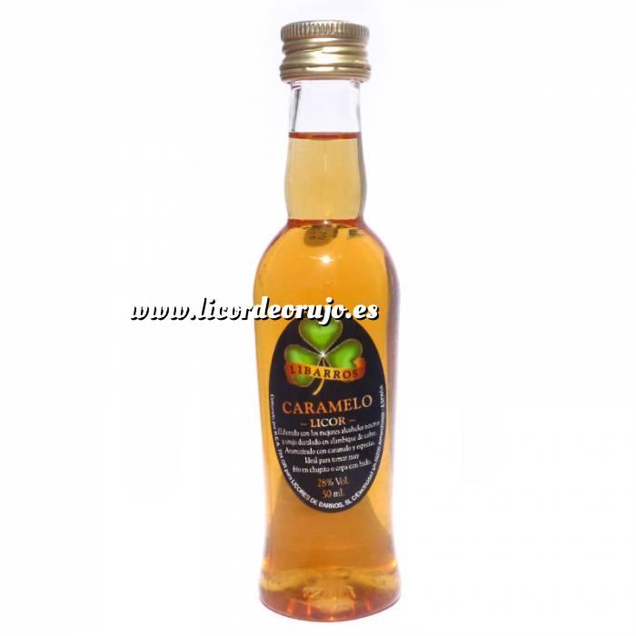 Imagen Licores, orujos y crema Licor de Caramelo Libarros (Últimas Unidades)