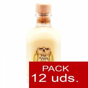 2 Licores, orujos y crema - Crema de Arroz Torre María FRASCA 100 - CAJA DE 12 UDS