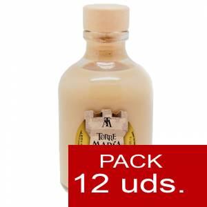 2 Licores, orujos y crema - Crema de licor ROCÍO 50 (Torre María) - CAJA DE 12 UDS