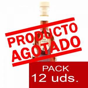 2 Licores, orujos y crema - Licor de Café Torre María VIOLÍN - CAJA DE 12 UDS