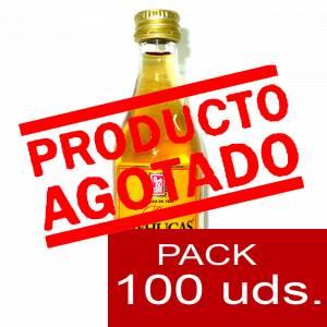 3 Ron - Ron Arehucas Oro 5cl - PT CAJA DE 100 UDS