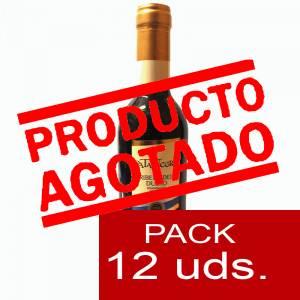 4 Vino - Vino Pata Negra Rivera de Duero Crianza 37.5 cl CAJA COMPLETA 12 UDS