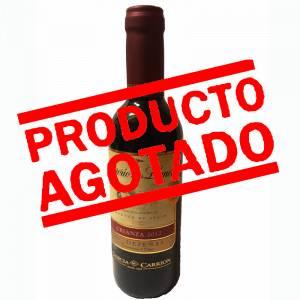 4 Vino - Vino Señorio de los Llanos Crianza 37.5 cl