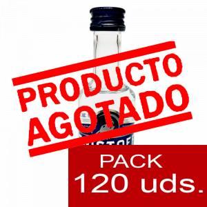 6 Vodka - Vodka Eristoff 5cl - PT (Últimas Unidades) CAJA DE 120 UDS