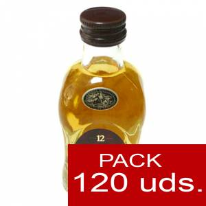 6 Whisky - Whisky Cardhu 12 años 5cl CAJA DE 120 UDS