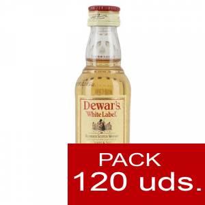 6 Whisky - Whisky Dewar´s White Label CAJA DE 192 UDS