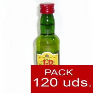6 Whisky - Whisky JB 5cl CAJA DE 120 UDS