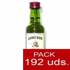 6 Whisky - Whisky Jameson CAJA DE 192 UDS