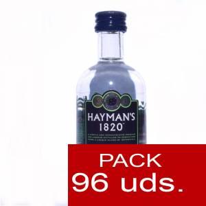 Ginebra - Ginebra Gin Liqueur Hayman´s 1820 CAJA DE 96 UDS