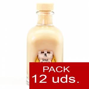 Licores, orujos y crema - Crema de licor Torre María FRASCA 100 - CAJA DE 12 UDS