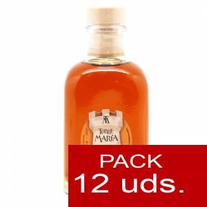 Licores, orujos y crema - Licor de Caramelo Torre María FRASCA 100 - CAJA DE 12 UDS
